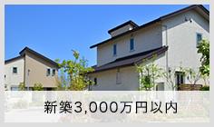 新築3,000万円以内