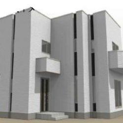 デザイナーズ新築住宅。