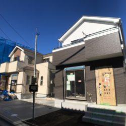 地震に強い家。寺尾の新築②