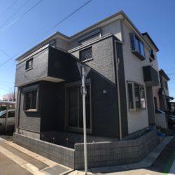 希少!東南角地の新築住宅